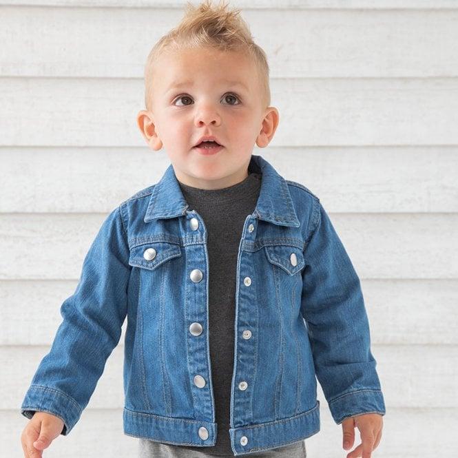 Babybugz Baby rocks denim jacket - Babywear from ...